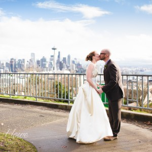 Kerry Park wedding photography