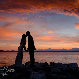 Adventurous Seattle wedding photographer