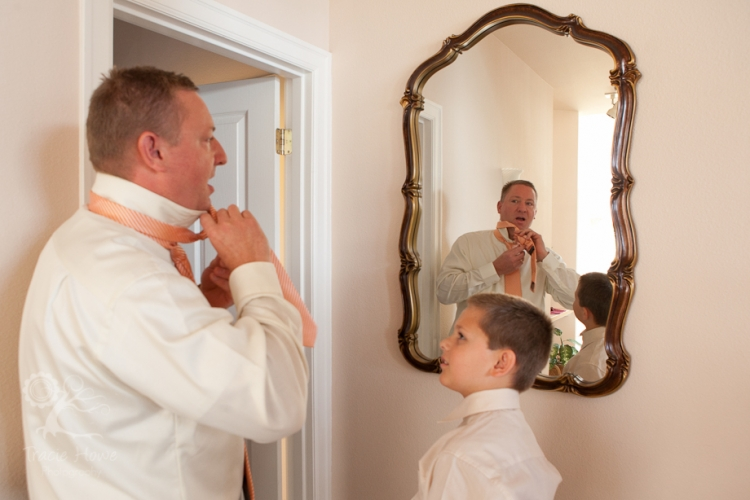 Photo of groomsmen