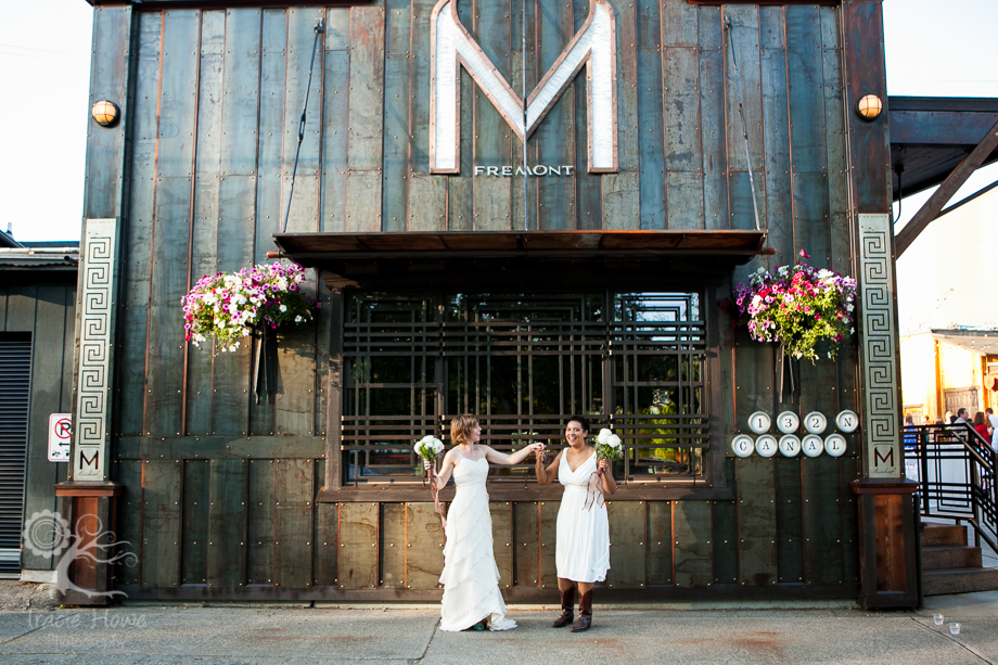 Wedding venues in the seattle area tracie howe photography fremont mischief wedding junglespirit Images