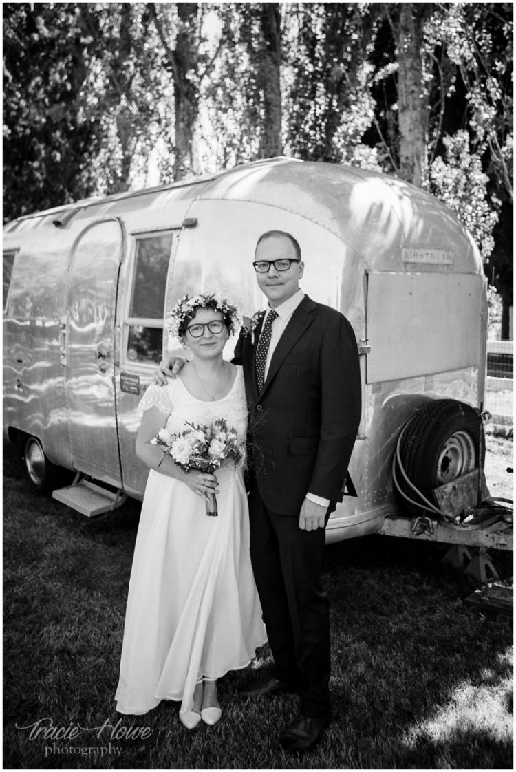 Vintage themed Wayfarer wedding photography Whidbey Island