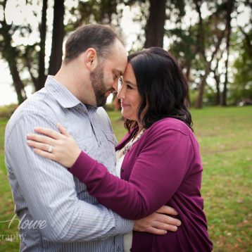 Lincoln park engagement shoot photography