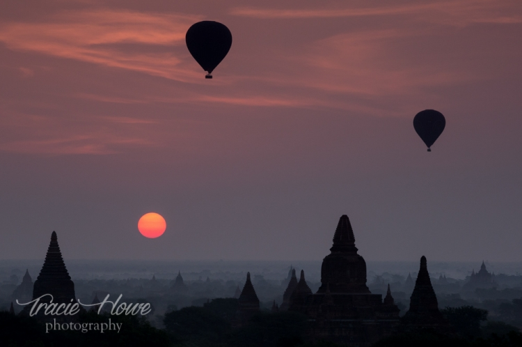 I finally got to mark Bagan off of my bucket list. What a magical place it was!