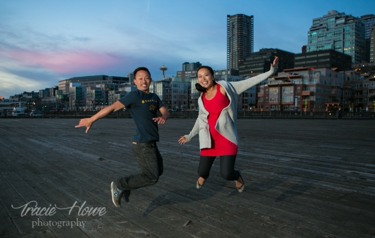 Who says jumping photos are overdone? Not me! I