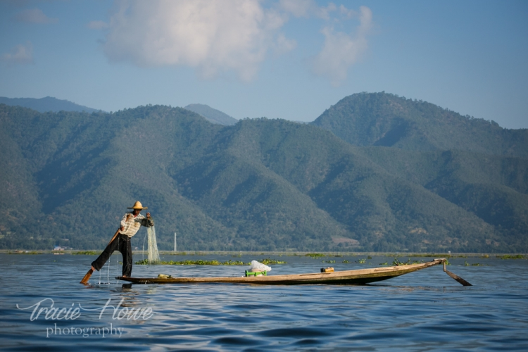 One of Inle Lake