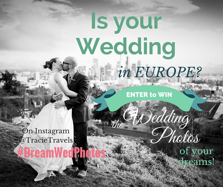 wedding photography giveaway Europe