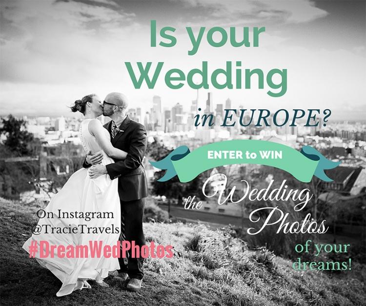 Instagram Wedding Photo European Giveaway! » Tracie Howe