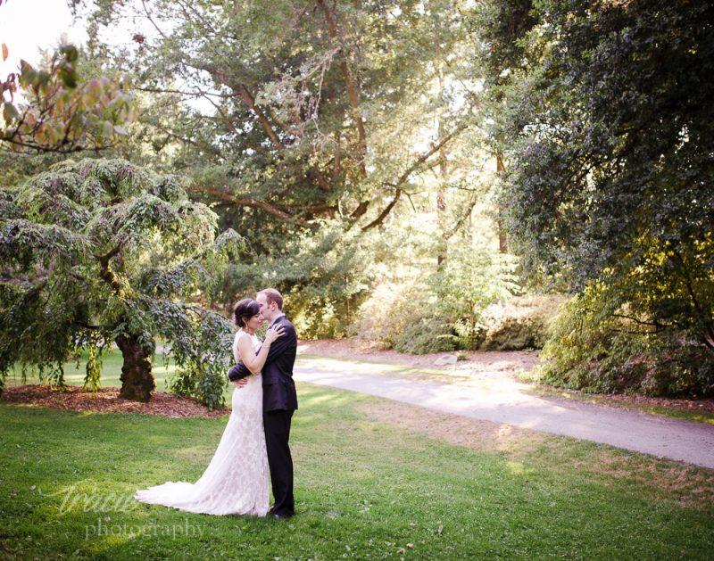Seattle Arboretum Wedding Photography