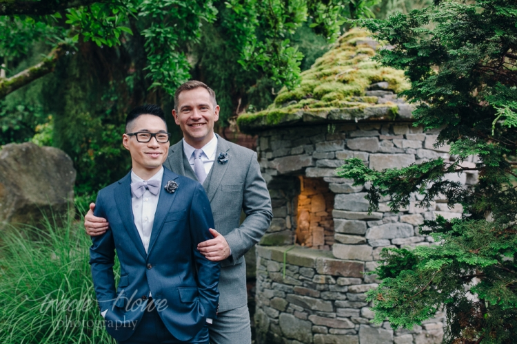 Willows Lodge elopement