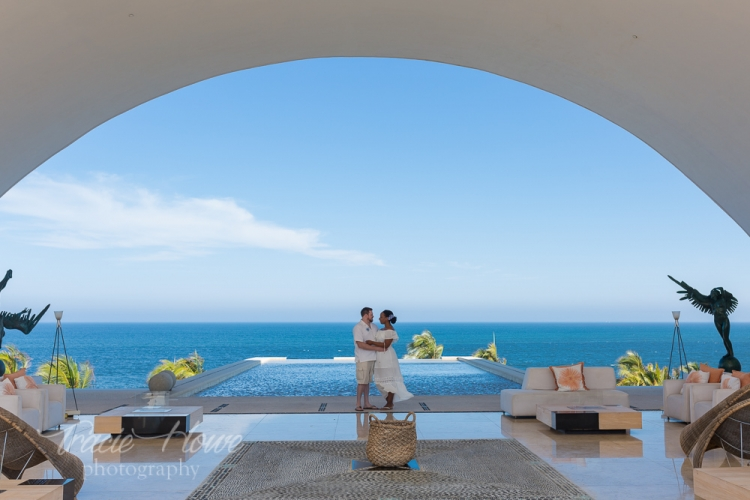 Los Cabos destination elopement photography