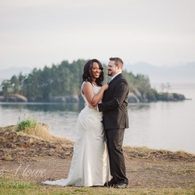 David and Alana Rosario Head elopement